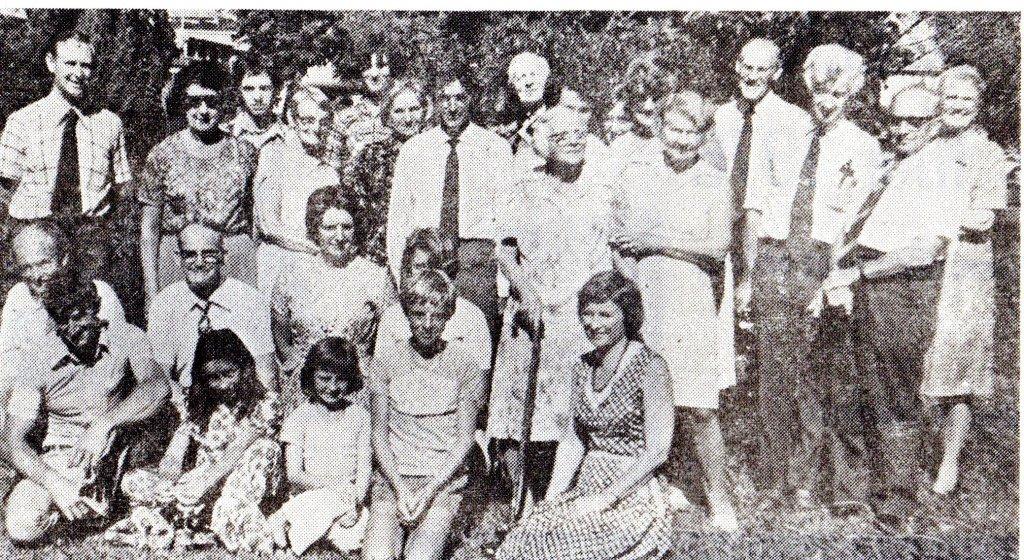 1976 - Berean Group Meeting (Stuart Allen, guest speaker).