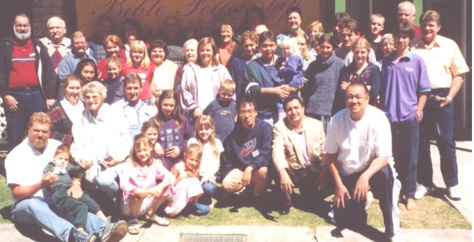2003 - Conference BBFA Group Photo.