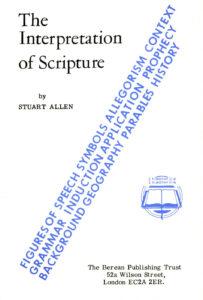 Interpretation of Scripture