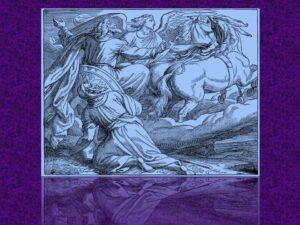Elijah and Whirlwind