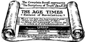 Limitations of Scripture